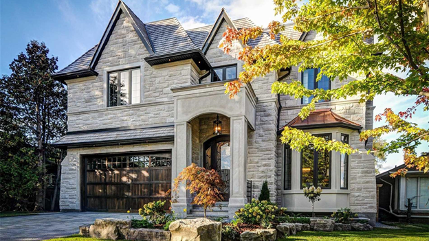 Buy or build a house in Toronto